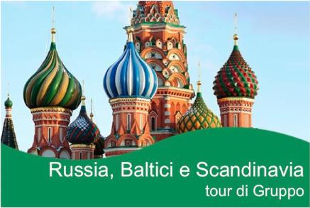 Nord Europa tour di gruppo