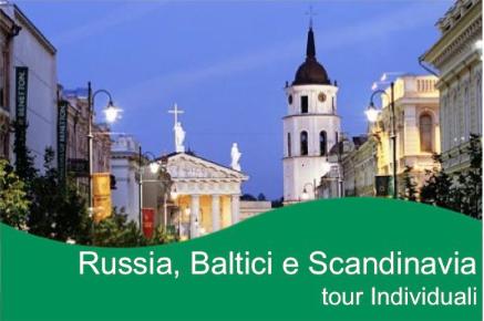 Nord Europa tour individuali