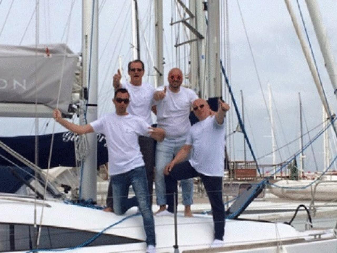 Vacanze in barca per rafforzare il team building
