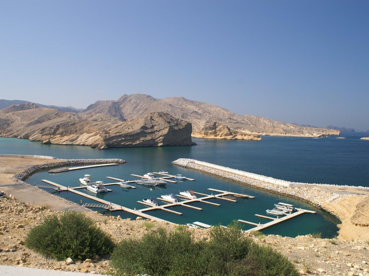 Oman fra le destinazioni 2017
