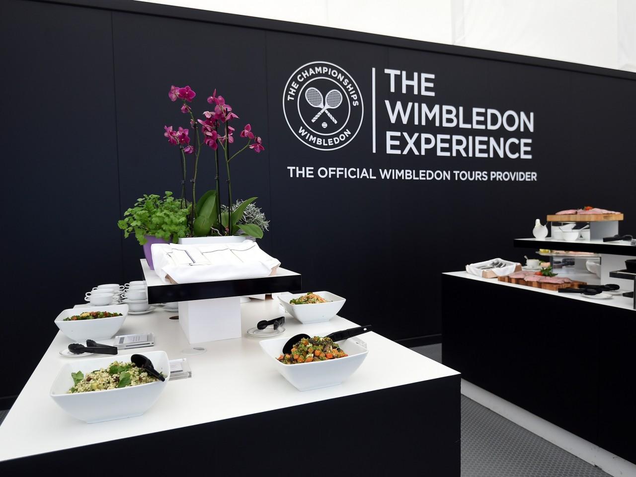 Wimbledon, The Championships 2018
