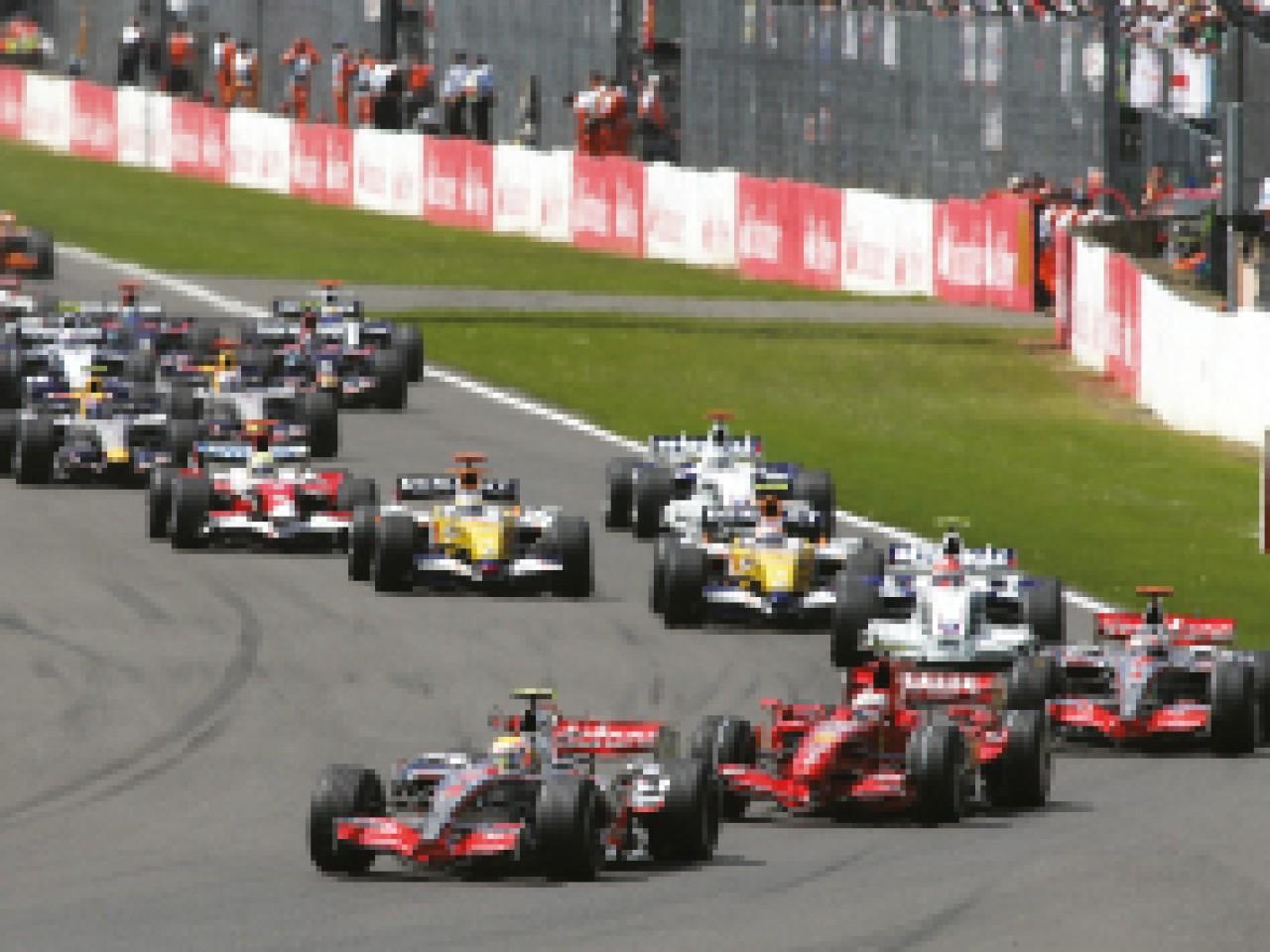 Formula 1 Hungarian Grand Prix
