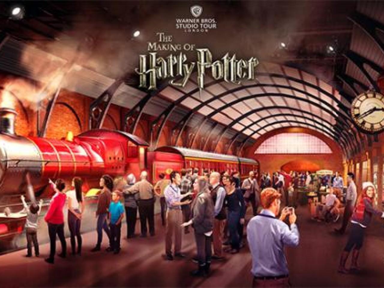 Harry Potter Warner Brothers Studio Tour