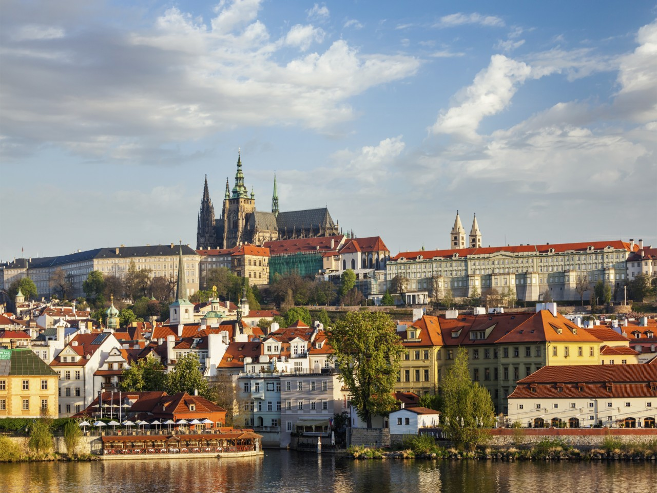 New Year's Eve with Mozart in Prague, departing 29 Dec 2017
