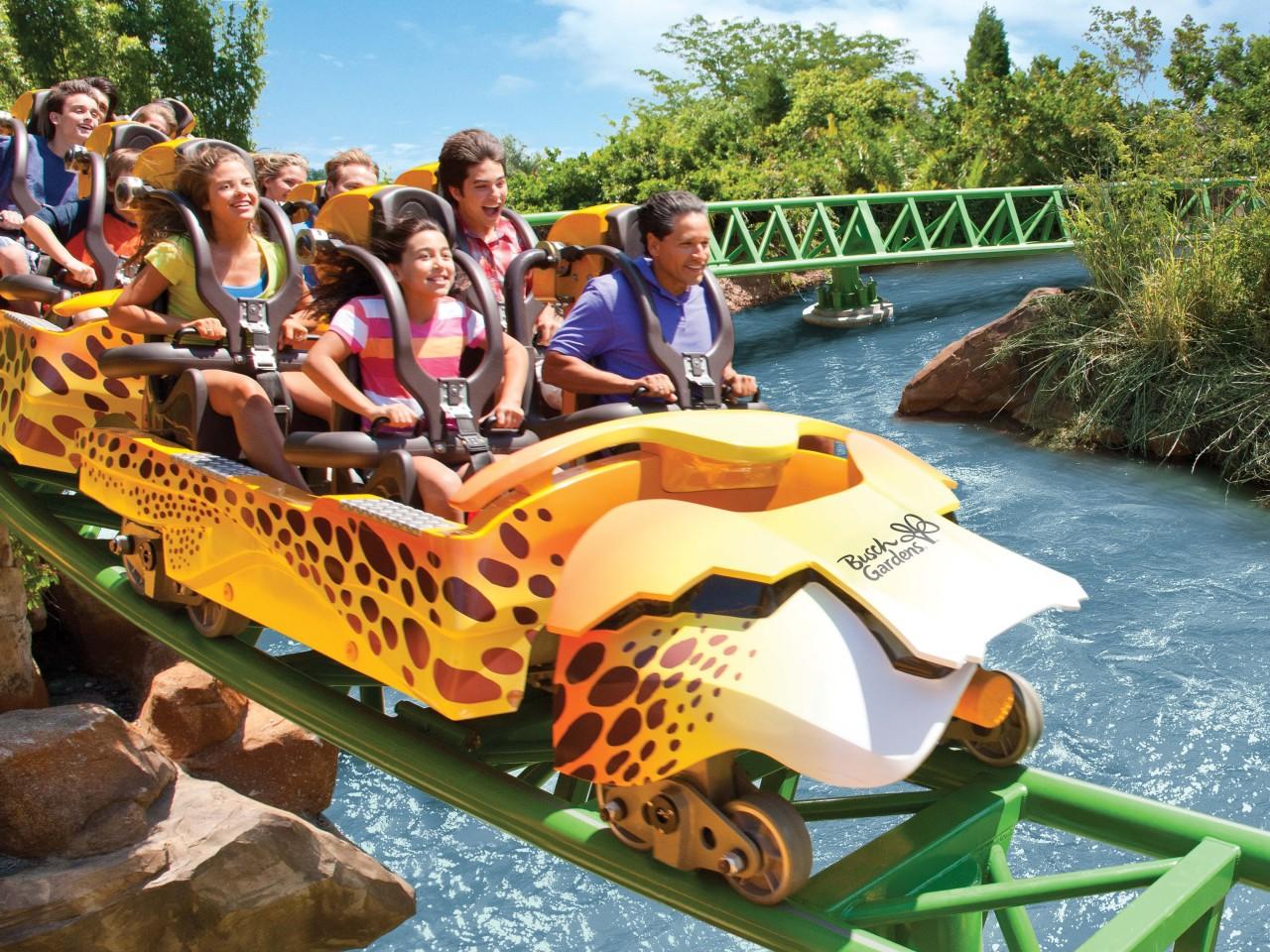 3-Park SeaWorld, Aquatica and Busch Gardens Special Offer
