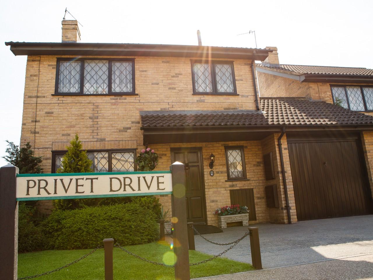 Visit Harry Potter in London