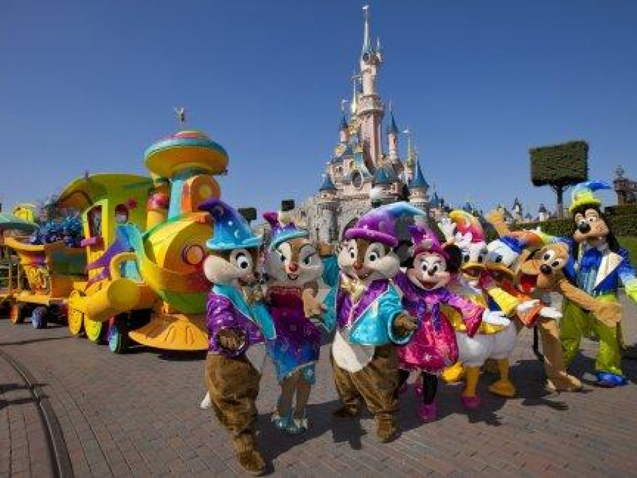Walt Disney Studios ® Park