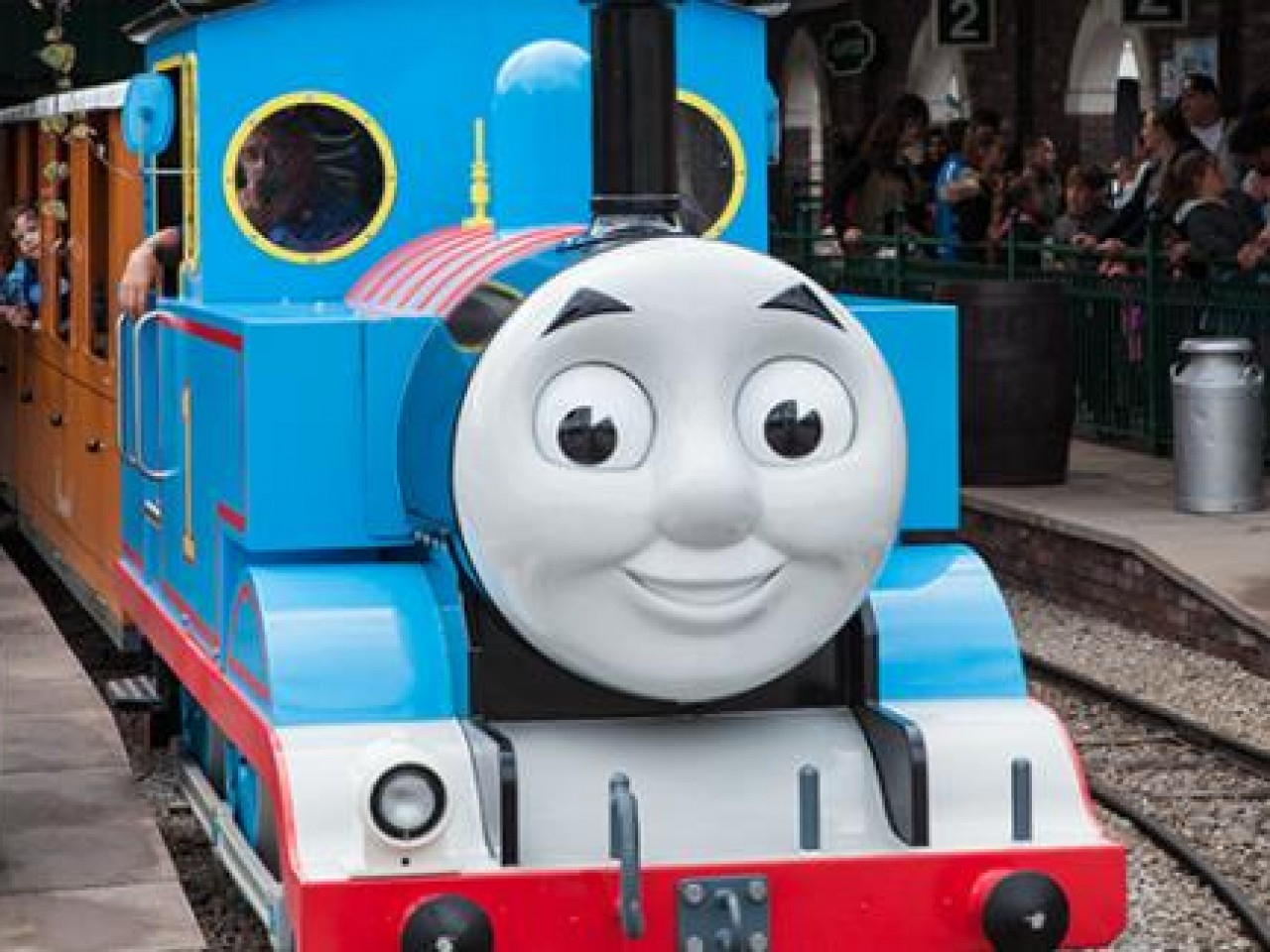 Drayton Manor Theme Park & Thomas Land