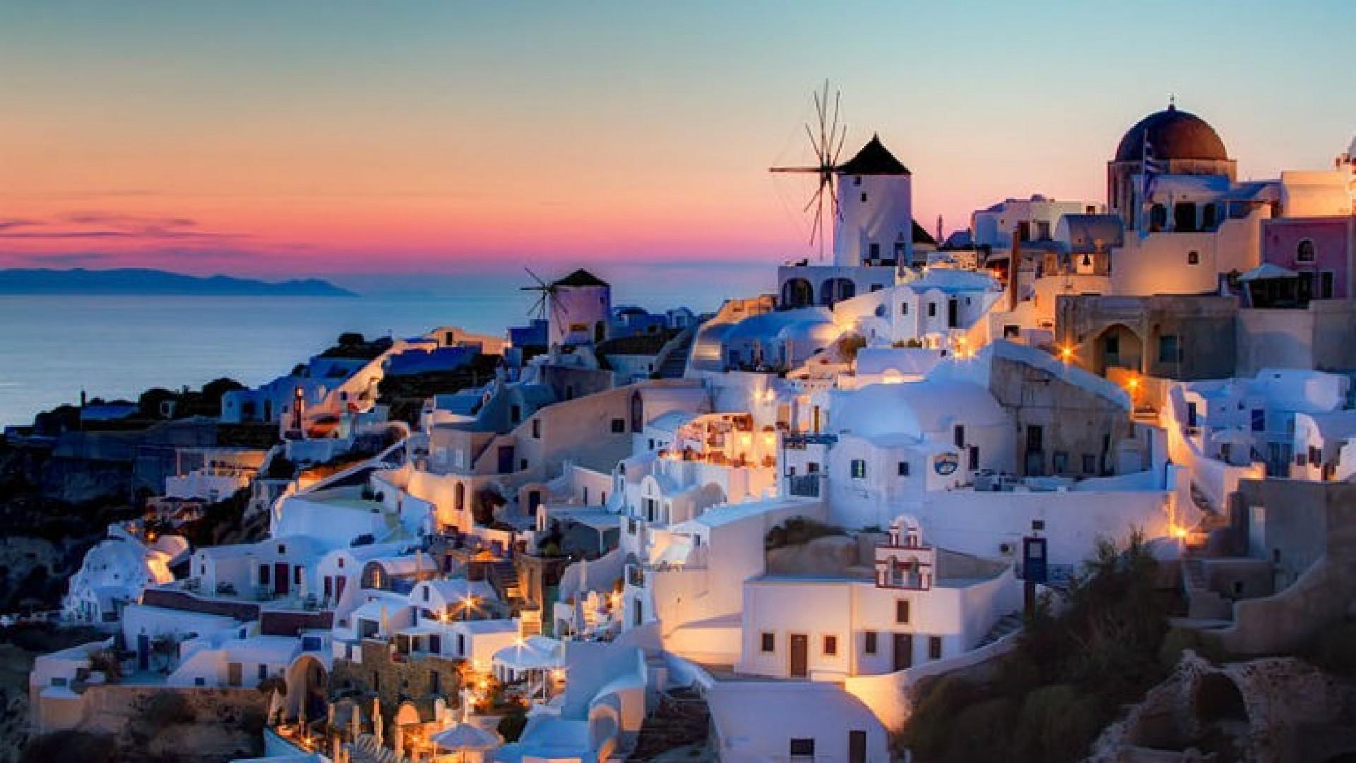 Grecia insolita - villaggio in catamarano