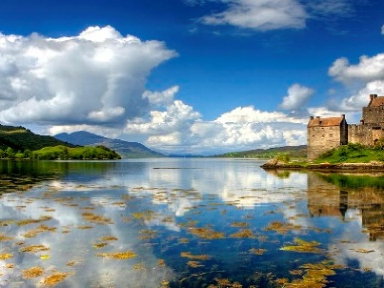 Tour della Scozia castelli e leggende